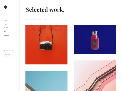 landing-page-home-portfolio-masonry-left-vertical-header-preview